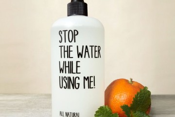 Stop the Water while using me Shower Gel LOW RES