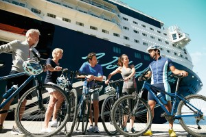 Cycle Camp (c) TUI Cruises