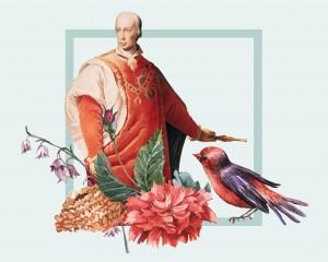 Gartenmanie der Habsburger