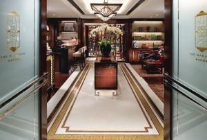 Mandarin Oriental Barber Shop (c) Mandarin Oriental Hotel Group