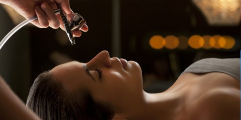 Mandarin Oriental Hyde Park, London SPA OXYGEN TREATMNET