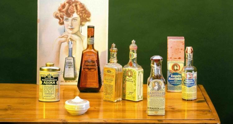 Museumsflaschen