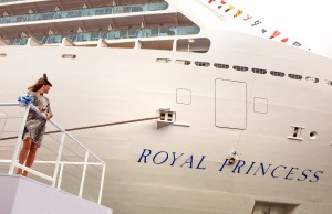Kate Middleton_Royal Princess (c) Princess_Cruises