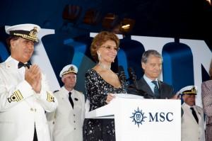 Sophia Loren_MSC Divina (c) MSC Kreuzfahrten