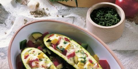 Gefuellte-Zucchini