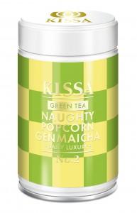 KISSA Green Tea Naughty Popcorn Genmaicha_80g_EUR 14,50