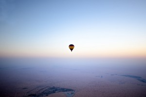 Ab Dubai- Ballon-Expedition in die Wu¦êste3, Copyright GetYourGuide