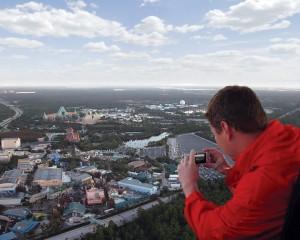 U¦êber Orlando Disney- Hei+ƒluftballonfahrt bei Sonnenaufgang, Copyright GetYourGuide