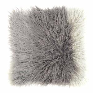 DEPOT_Kissen Felloptik grau ca B 45 x L 45 cm_EUR 24,99