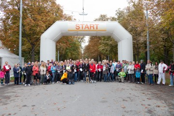 Nordic City Walk: Fit gegen Diabetes