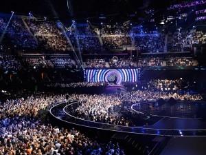 MTV EMA's 2014