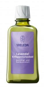 Weleda Lavendel Entspannungsbad, Packshot