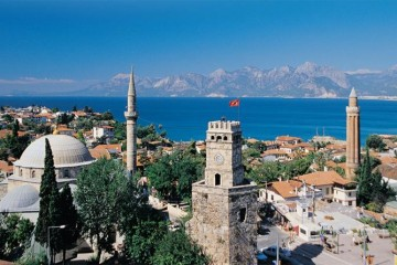 Antalya CR rent-a-guide