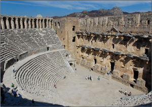 Aspendos CR rent-a-guide