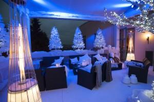 Winterwonderland im Victor`s Residenz Hotel in Perl 2014