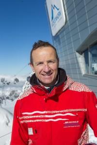 Skilehrer Thomas Kraus