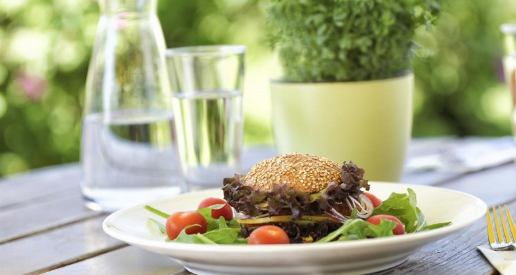 Vegetarischer Genuss im Bio Bistro