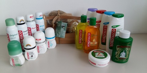 Borotalco Wellness Paket