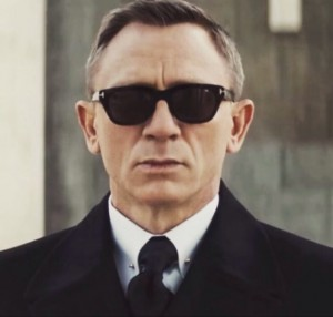 Daniel Craig_James Bond SPECTRE