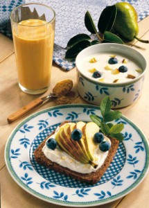 Muntermacher-Frühstück