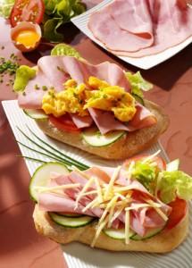 Farmer-Sandwich