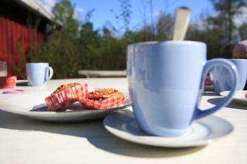 Schwedisches Kaffeehappening Fika_copyright Mirko Scheibeck