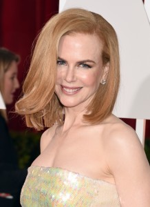 HOLLYWOOD, CA - FEBRUARY 22: Nicole Kidman attend the 87th Annual Academy Awards at Hollywood & Highland Center on February 22, 2015 in Hollywood, California. (Photo by Jeff Kravitz/FilmMagic)