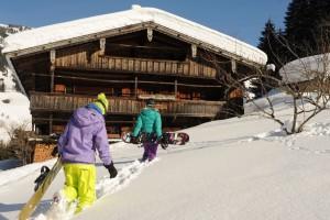 Urige_Unterkunft_aus_Holz_Ski Juwel Alpachtal Wildschönau