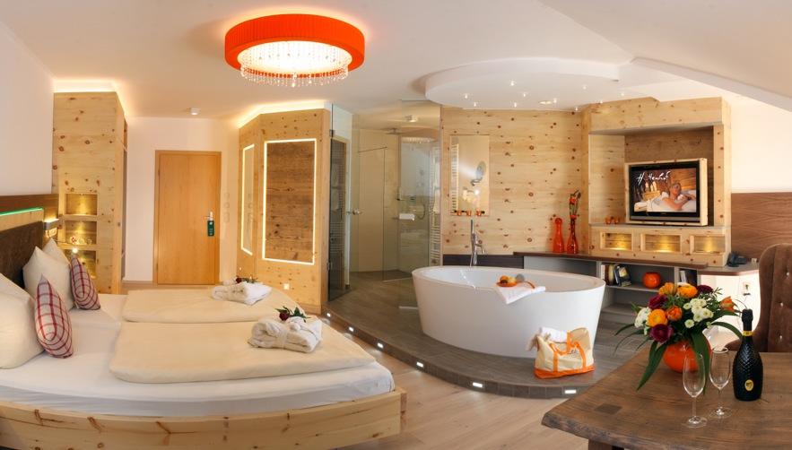 Hotels mit dem sprudelnden etwas wellness magazin the for Hotel mit jacuzzi im zimmer nrw