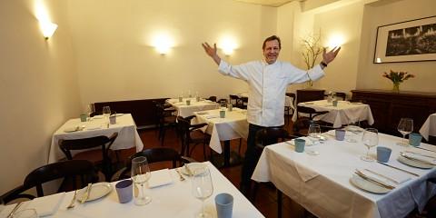 Christian Petz, Restaurant Petz im Gusshaus, Wien