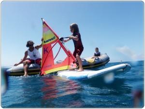 Fuerteventura- 4-ta¦êgiger Anfa¦êngerkurs im Windsurfen