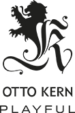 OTTO KERN_PLAYFUL_Logo_Lion_Black