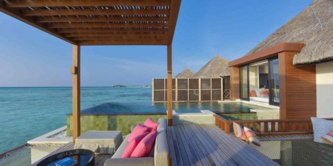 FSR Maldives KH_Water Villa with Pool