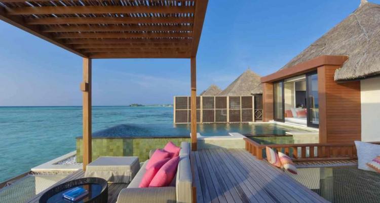 FSR Maldives KH_Water Villa with Pool