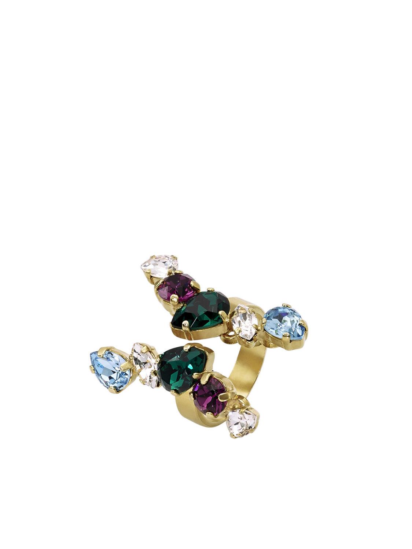 CADENZZA_Melissa_Kandiyoti_Mini_Maharadjah_Jewels_Ring_EUR 139