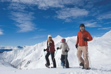 Serfaus-Fiss-Ladis Schneeschuhwandern mit Familie (c) www.laurinmoser.com Kopie