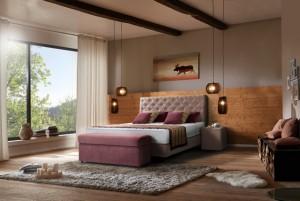 KING Grado - ohne Topper - Hotelzimmer
