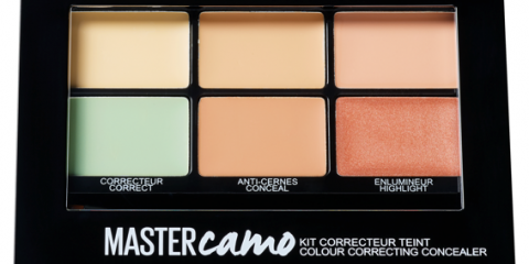 Master Camouflage Palette von Maybelline New York - 01 Light