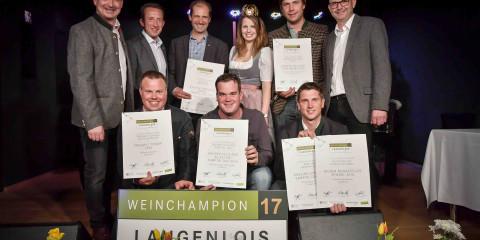Weinchampions 2017 Sieger