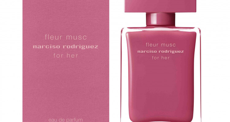 for her fleur musc EDP_50ml+pack
