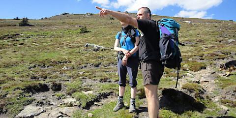 BILD zu OTS - Wandercoach Mag. Martin Weber