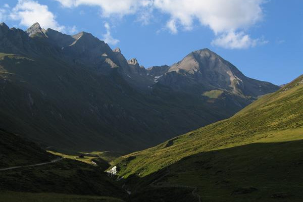 Arvental, Nationalpark Hohe Tauern Tirol
