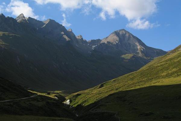Arvental, Nationalpark Hohe Tauern Tirol