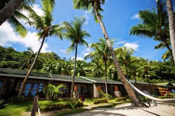 Coco de Mer Hotel, Seychellen