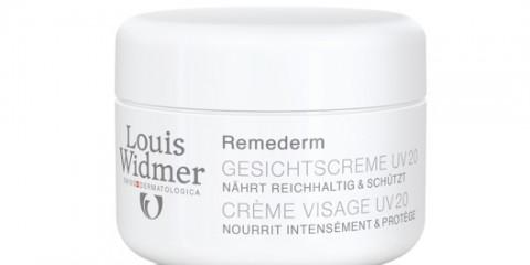 Remederm Gesichtscreme UV20 200ml