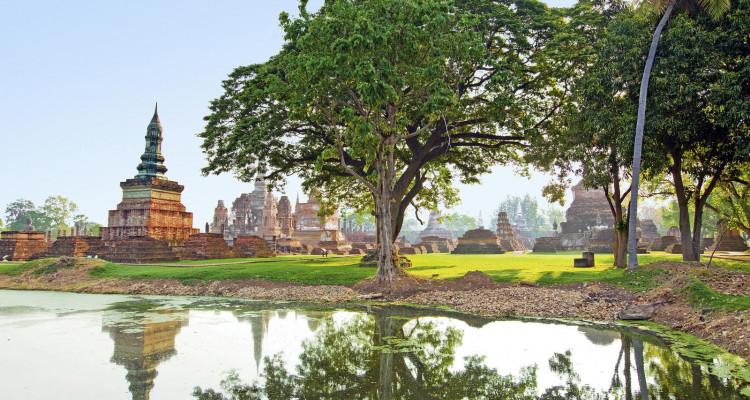 Thailand auf Platz 1 der beliebtesten Rundreise-Länder