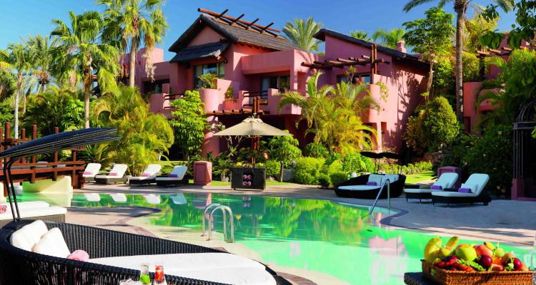 The Ritz-Carlton, Abama_Targor Villas swimming pool (2) ©Roger Mendez