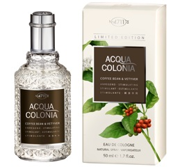 4711_Acqua Colonia_Coffeebean_Vetyver_EDC_50ml_Flacon_Box