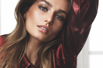 Bobbi Brown Caviar & Rubies Collection 2017 Modelshot
