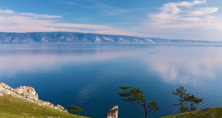 Sibirien, Russland - Baikalsee, Shotshop